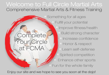 Complete you Circle at FCMA